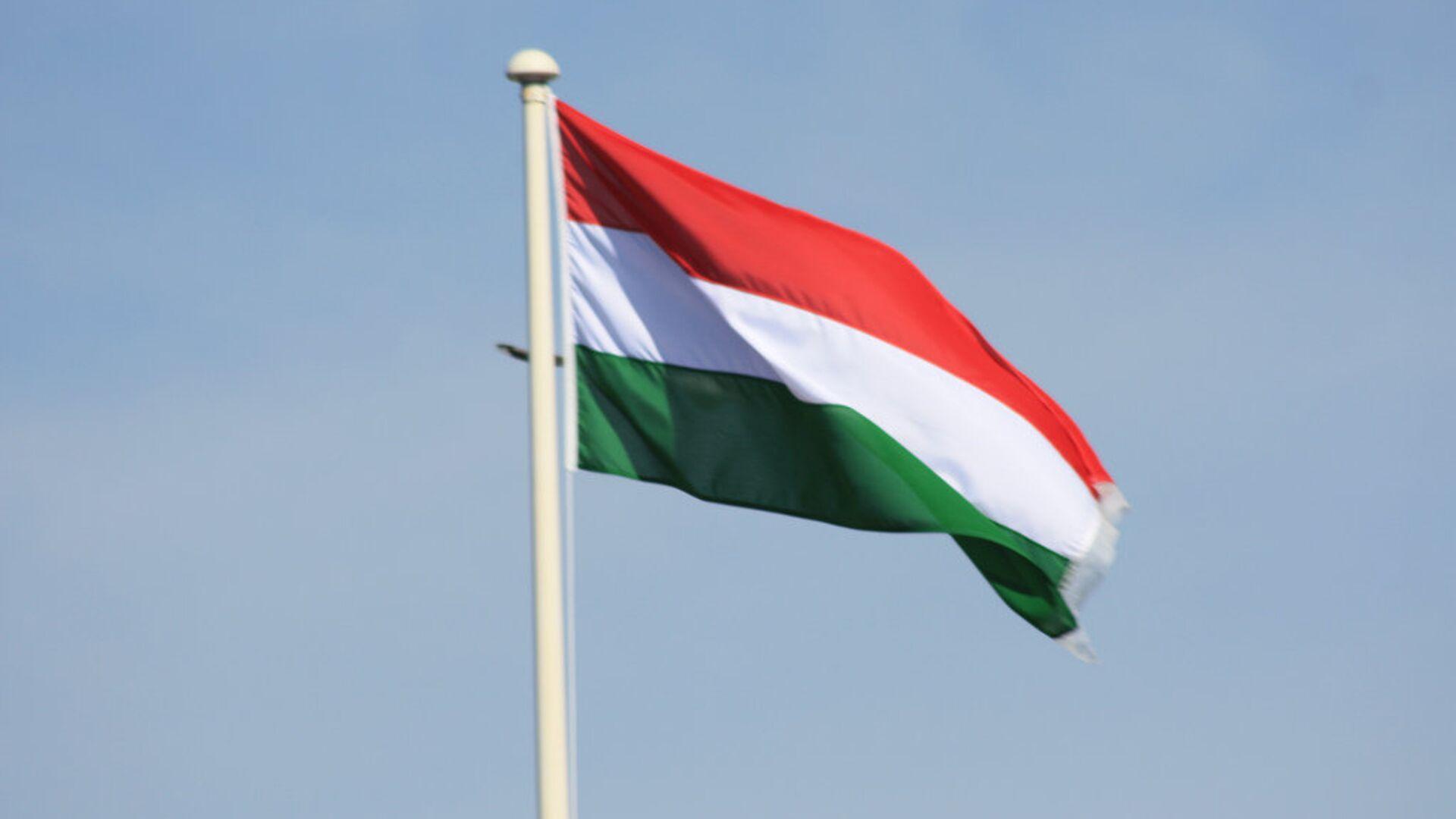 Флаг Венгрии  - РИА Новости, 1920, 08.07.2021
