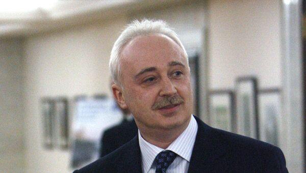 Гендиректор госкорпорации Роснанотех Леонид Меламед. Архивное фото
