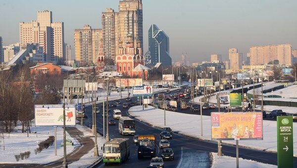 Здание в форме линзы построят на проспекте Вернадского в Москве ... e3daf68875e