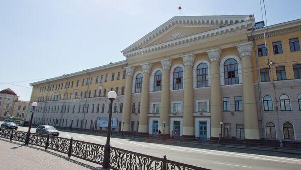 Томский университет систем управления и радиоэлектроники (ТУСУР)