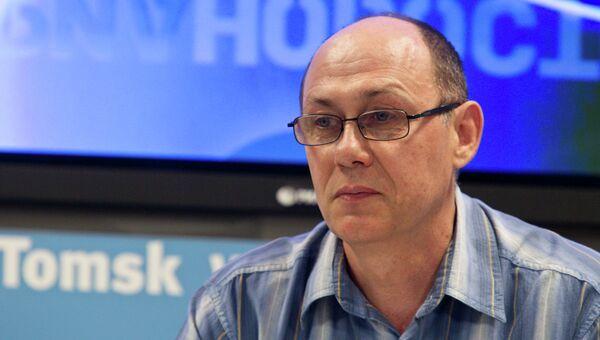 Сергей Гуленко, замначальника Роспотребнадзора Томской области