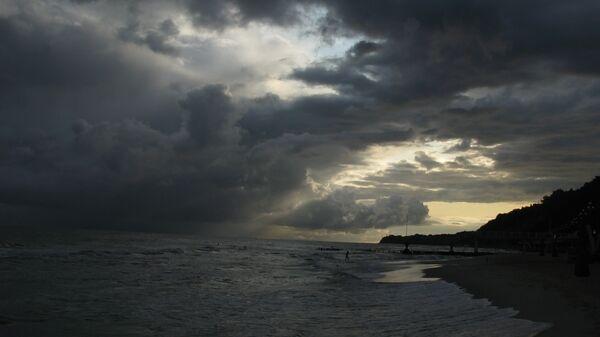 Побережье Балтийского моря. Архивное фото