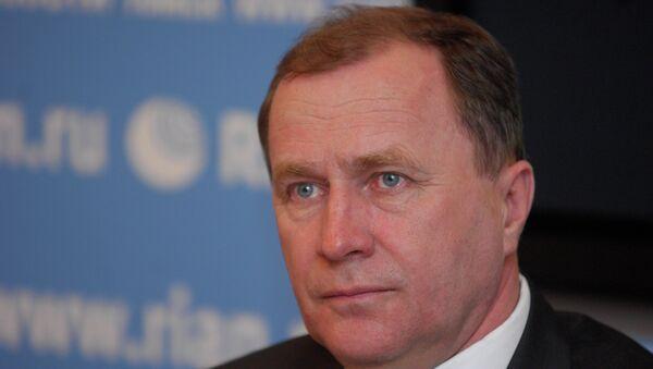 Заместитель губернатора по особо важным проектам Сергей Точилин