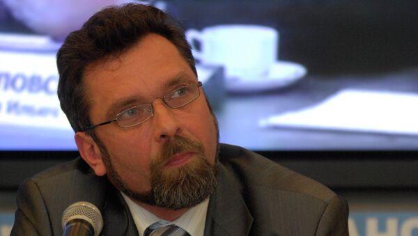 Начальник департамента по культуре Томской области Павел Волк