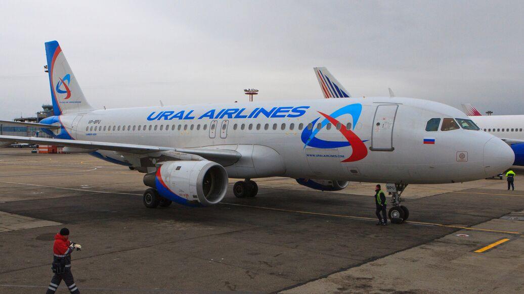 Российский самолет экстренно сел в Баку из-за информации о бомбе