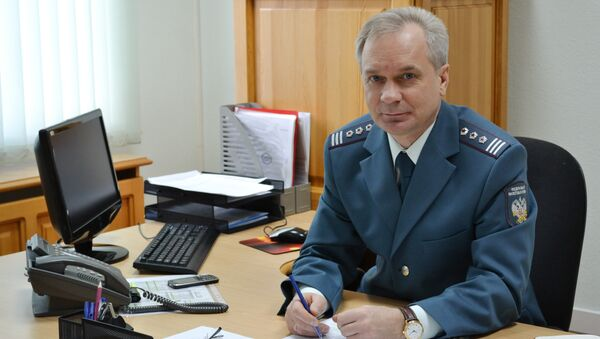 Руководитель УФНС по Томской области Геннадий Морозов