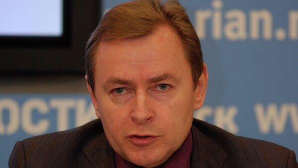 Вячеслав Черноус, архивное фото.