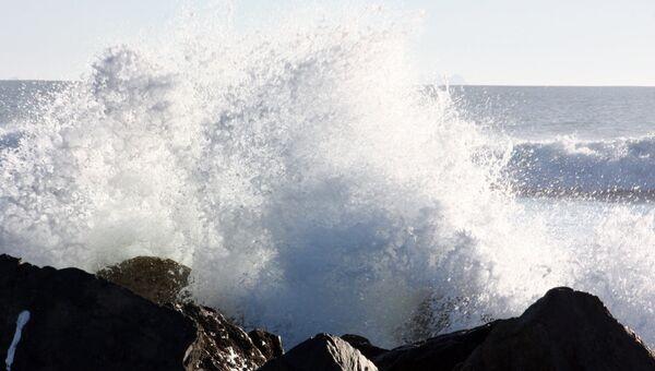 Океан, архивное фото