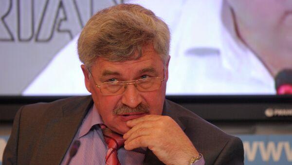 Председатель комитета Законодательной думы Томской области по образованию, науке и культуре Леонид Глок