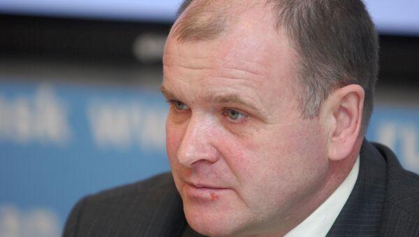 Игорь Чернышев. Архивное фото