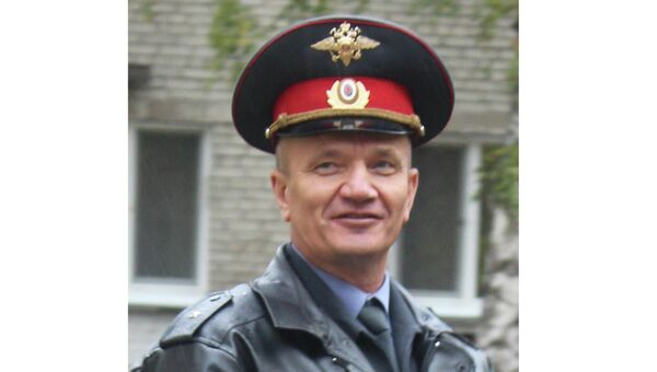 Геннадий Буренок