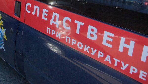Автомобиль Следственного комитета. Архивное фото