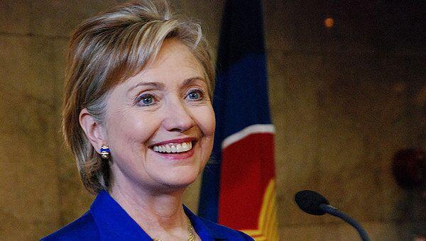 Хиллари Клинтон, архивное фото