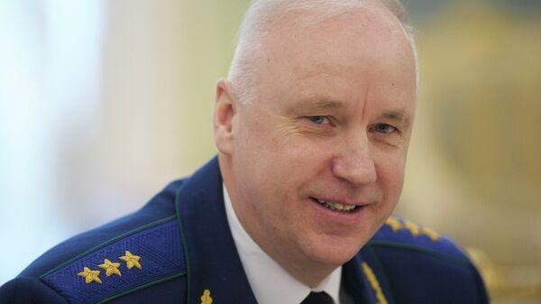 Александр Бастрыкин на расширенном заседании коллегии Генеральной прокуратуры РФ