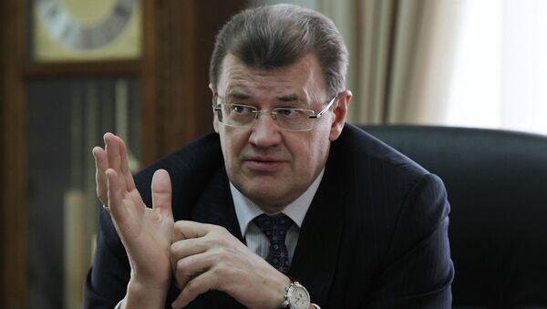 Мэр Томска Николай Николайчук