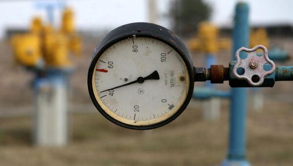 Газовая компрессорная станция Укртрансгаз в городе Боярка, архивное фото