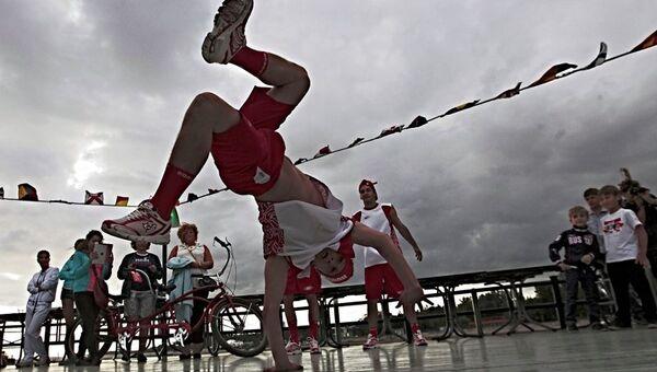 Форма для спортсменов Олимпиады-2012 . Презентация