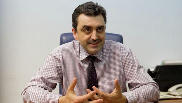 Эдуард Галажинский, ректор ТГУ