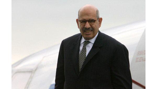 Мухаммед Эль-Барадеи . Архив