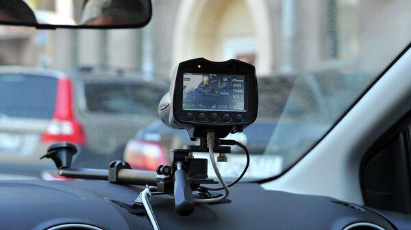 Мобильный комплекс фиксации нарушений правил парковки