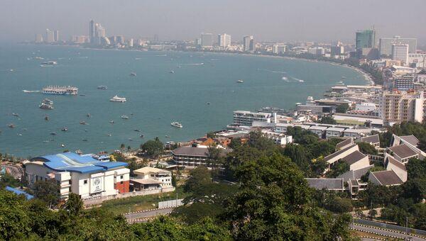 Таиланд. Город Паттайя. Архивное фото