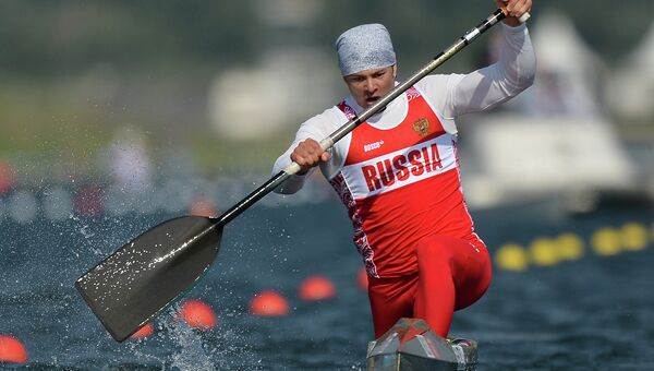 Иван Штыль — каноист, бронзовый призер Олимпийских Игр - 2012