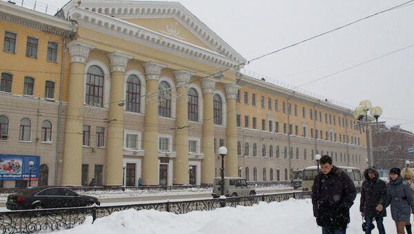 Томский университет систем управления и радиоэлектроники