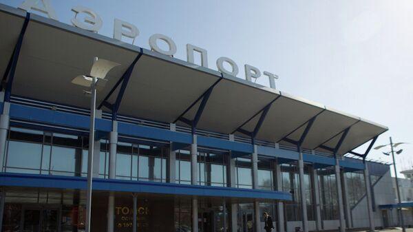 Аэропорт Томск. Архив