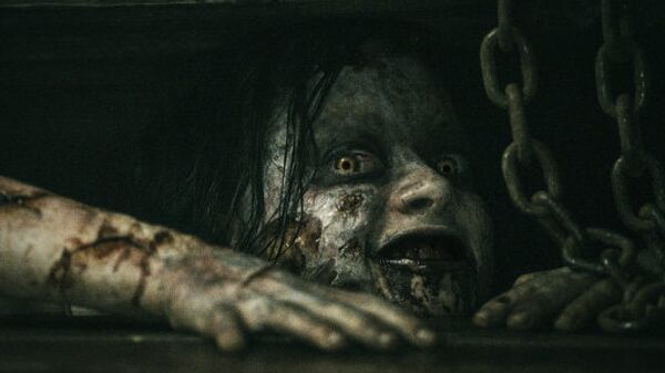Кадр из фильма Зловещие мертвецы