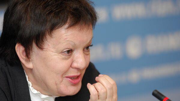Нелли Кречетова, архивное фото