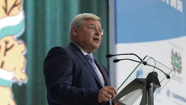 Сергей Жвачкин на Innovus-2013 в Томске