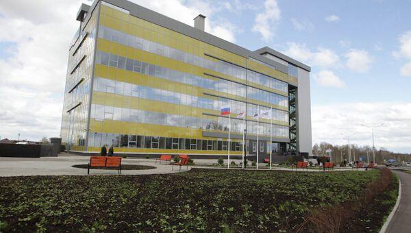 Научно-внедренческий центр в Томской ОЭЗ, архивное фото