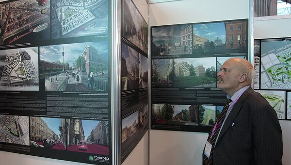 Проекты сохранения исторического центра Петербурга