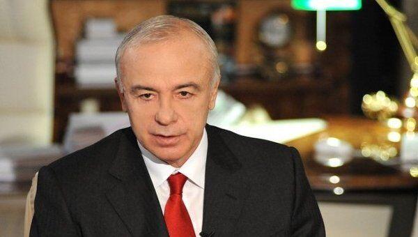 Аслан Тхакушинов Президент Республики Адыгея