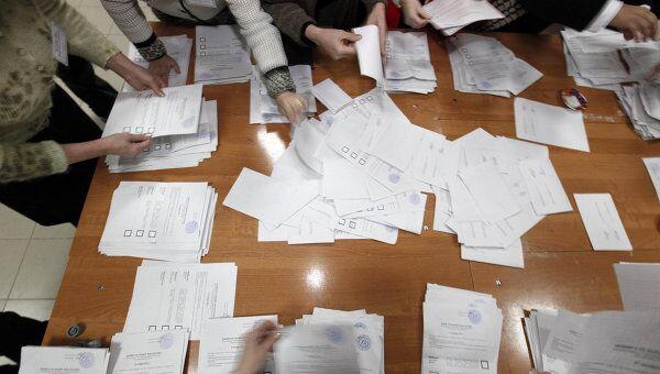 Президентские выборы в Ю.Осетии