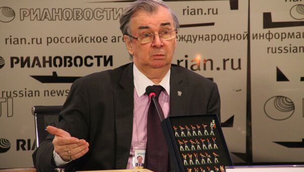 Георгий Вилинбахов. Архивное фото