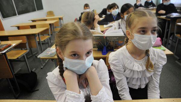 Эпидемия гриппа. Архив