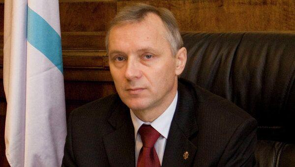 Директор Центрального музея ВМФ России Андрей Лялин