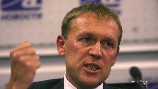 Бизнесмен Андрей Луговой