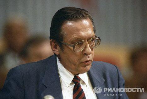 Академик Леонид Иванович Абалкин