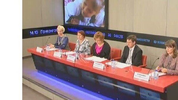 Организация питания московских школьников
