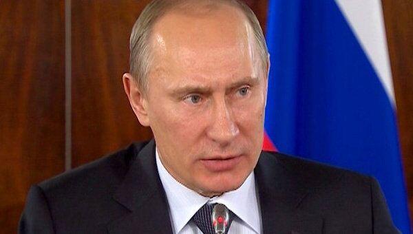 Никто хаоса не хочет – Владимир Путин о митингах оппозиции в России