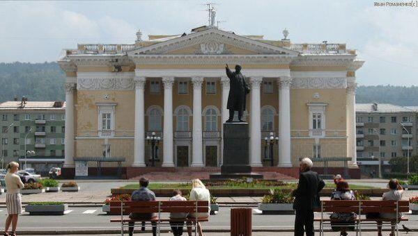 Виды города Железногорск