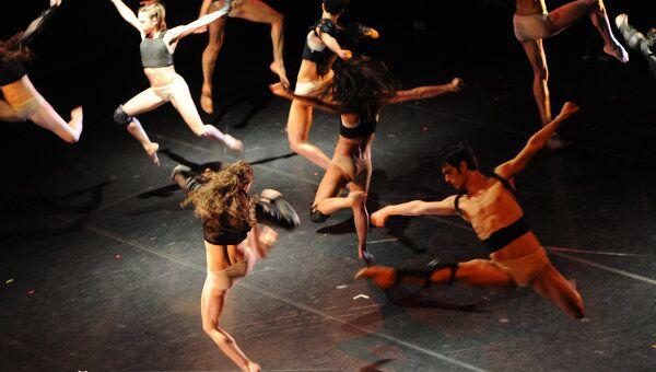 Балет Ромео и Джульетта в рамках фестиваля DanceInversion-2011, архивное фото