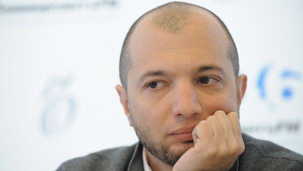Генеральный директор Издательского дома Коммерсант Демьян Кудрявцев. Архив