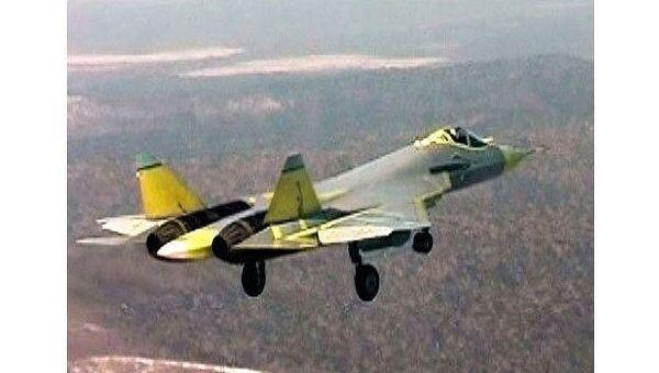 Истребитель пятого поколения Т-50. Архив