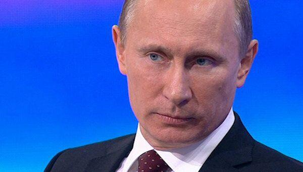 Путин объяснил, что власти могут противопоставить аудитории интернета