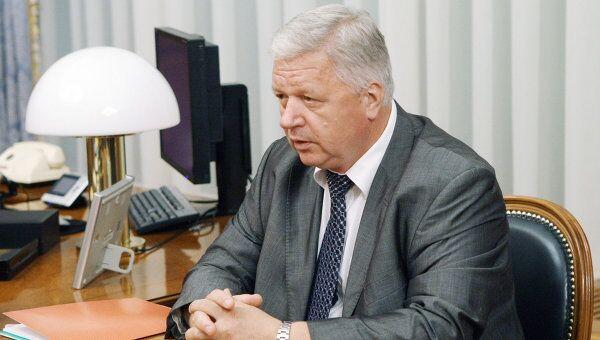 Михаил Шмаков, архивное фото