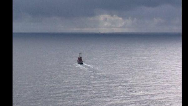 Спасательная операция в проливе Лаперуза