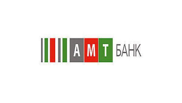 Логотип АМТ БАНК. Архив